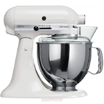 МИКСЕР KITCHENAID 5KSM150PS БЕЛЫЙ