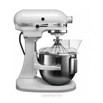 МИКСЕР KITCHENAID 5KPM5EWH БЕЛЫЙ