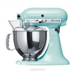 МИКСЕР KITCHENAID 5KSM150PS ГОЛУБОЙ
