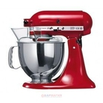 МИКСЕР KITCHENAID 5KSM150PS КРАСНЫЙ