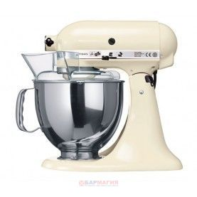 МИКСЕР KITCHENAID 5KSM150PS КРЕМОВЫЙ