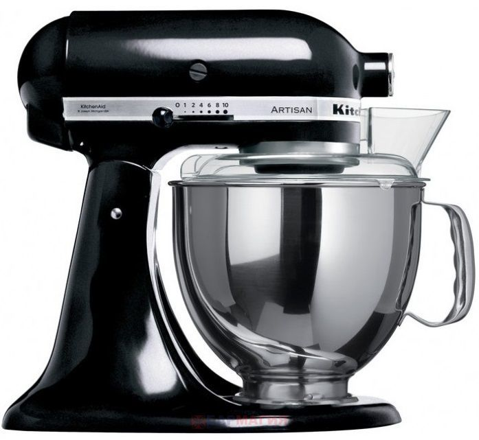 МИКСЕР KITCHENAID 5KSM150PS ЧЕРНЫЙ