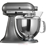МИКСЕР KITCHENAID 5KSM150PS СЕРЕБР. МЕДАЛ.